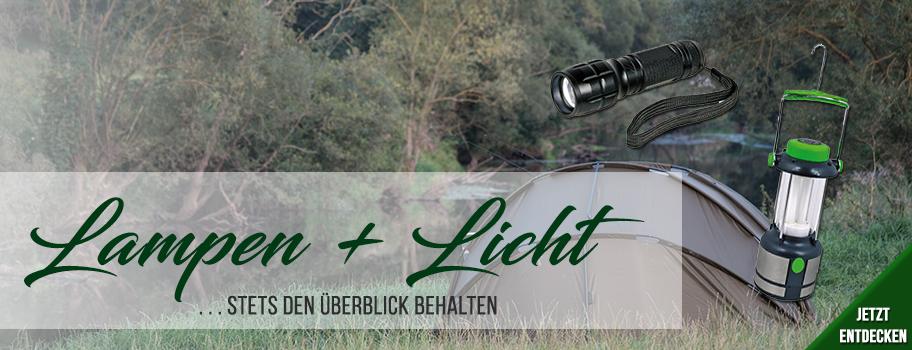 Kopflampen & Licht