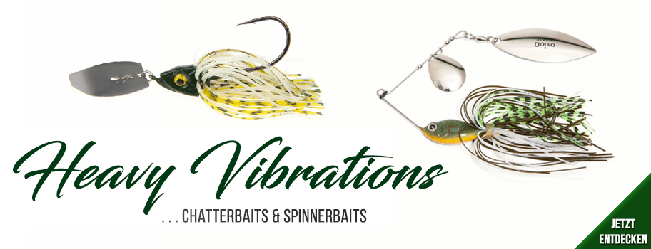 Chatterbaits & Spinnerbaits