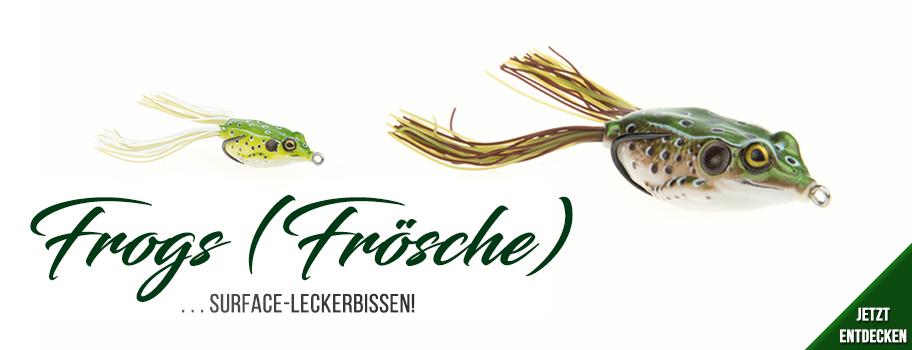 Froschköder (Frogs)