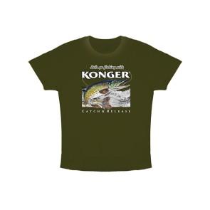 Konger T-Shirt Hecht