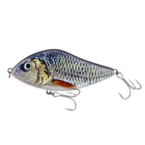 Kamatsu Slow Glider Jerkbait 10cm Weißfisch