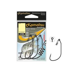 Kamatsu Spring Lock Offset Haken