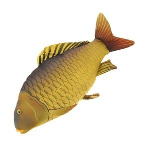Fischkissen Karpfen 40cm