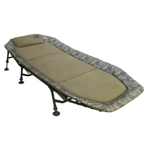Karpfenliege Bedchair Shadow Camo ZF