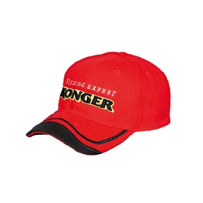 Konger Cap Red