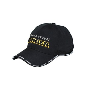 Konger Cap Black