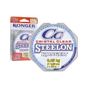 Konger Steelon CC Cristal Clear 150m