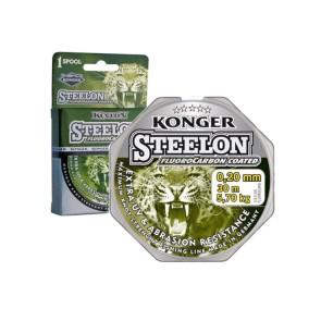 Konger Steelon Flourocarbon Coated 150m