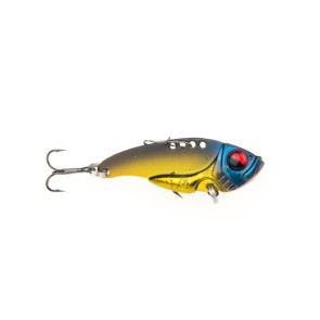 Barschzocker Hurricane 42 Blue Yellow