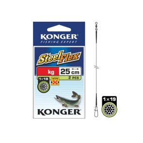 Steelflex Stahlvorfach X Wire