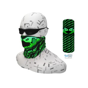 Team Clickbaits Face Shield