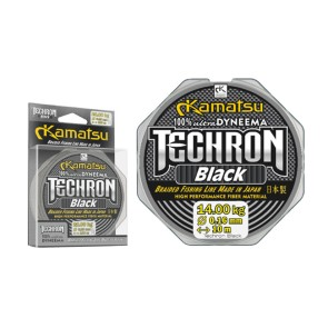 Kamatsu Techron Black 135m