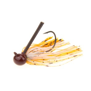 B8LAB Tungsten Football Jig Golden Shiner 10g